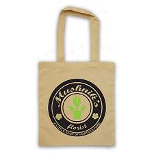 little shop of horrors mushnik's florist tote bag shopper 80's cult classic
