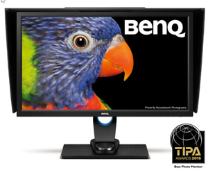 """BenQ SW2700PT 27"""" Photo Editing with Adobe RGB Colour Management RRP$1550+"""