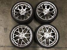 Porsche 911 996tt 997tt 993tt 20x8.5 Et45  20x11 Et55 Wheels Avant Garde Ruger