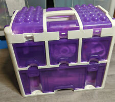 WILTON Ultimate Decorating Set Cake Tool Caddy Organizer w/Accessories