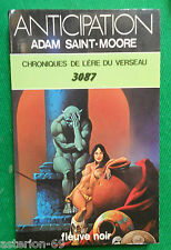 3087 ADAM SAINT-MOORE N°987 FLEUVE NOIR ANTICIPATION