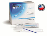 Mark3 Varnish 5% Sodium Fluoride Unit-Dose Package (2 x 5 Pcs) Spearmint #7101
