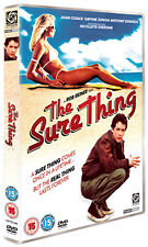DVD:THE SURE THING - NEW Region 2 UK