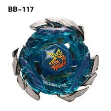 Blitz Unicorno / Striker Metal Fury Fight 4D Beyblade BB117 + Power Launcher NI