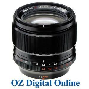 NEW Fujifilm FUJINON XF 56mm F1.2 R APD Lens 1 Year Aust Wty