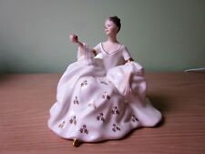 Royal Doulton figurine called My Love HN2339 in white. Standard size
