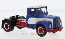IXO 1:43 TR059 1953 Scania 110 Super, blau/weiss - NEU!