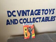 Vintage 1986 StarCom Coleco General Torvek Case Fresh Unpunched Look!