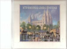 G 167th Semiannual General Conference Church of Jesus Christ Latter-Day Saints