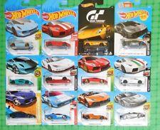 Various Years - Hot Wheels - Lamborghini - Lot of 12 - w/ Target Red Edition