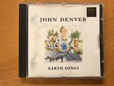 JOHN DENVER EARTH SONGS CD MUSICALE