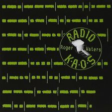 ROGER WATERS ( NEW SEALED CD ) RADIO K.A.O.S. ( KAOS ) ( PINK FLOYD )