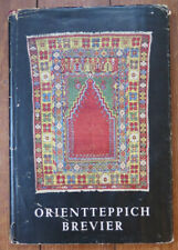 Hosain Orientteppich Brevier (A brief summary of Oriental Rugs).Used, very good
