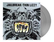 Thin Lizzy – Jailbreak SILVER Vinyl LP NEW!
