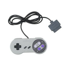 NEW 16 Bit Controller for Super Nintendo SNES System Console Control ZQ