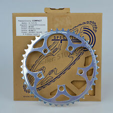 TA Specialites BCD94 - 42T Silver MTB chainring vintage retro NOS