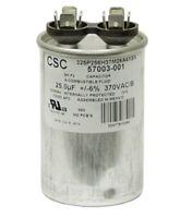 USED CSC 325P306H37N36N4X Motor Run Capacitor 30uF 6/% 370VAC 50//60Hz