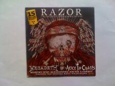 METAL HAMMER - Razor CD (Megadeth, Alice In Chains, Ministry, etc)