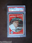 MICKEY MANTLE 1959 TOPPS # 10 PSA 3 VG VERY GOOD graded BV$1000 HOF NY YANKEES