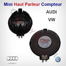 BUZZER Mini haut parleur HP compteur Tableau de bord Audi VW - MHP02