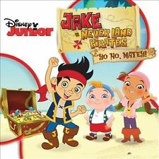 Jake and the Never Land Pirates Yo Ho, Matey! Original Soundtrack CD Walt Disney