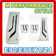 BMW M PERFORMANCE E90 E92 E82 E87 X1 Z4 MT ALUMINUM Brake Footrest Pedal LHD
