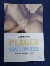 Placer sin Limites -  Las mejores técnicas sexuales- 3° Edizione- Ottimo