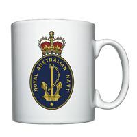 Royal Australian Navy Logo - Personalised Mug / Cup