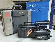 SONY CCD-V8AF-E Video 8 Camcorder