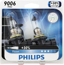 2x Philips 9006 H4 Upgrade Super Bright More Vision Light Bulb Lamp GERMANY BEAM