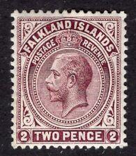 FALKLAND ISLANDS 1912/4 STAMP Sc. # 32 MH