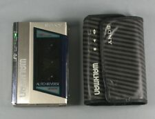 Vintage 80s Sony Walkman WM-10RV Cassette Player AS-IS