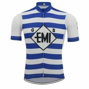 1959 EMI RETRO Cycling BIKE Jersey Shirt Tricot Maillot