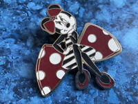 VINTAGE MINNIE MOUSE PIN BADGE COLLECTABLE STUNNING GENUINE DISNEY VGC