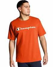 Футболка мужская Champion Jersey футболка классический сценарий логотип спортивный крой 100% хлопок