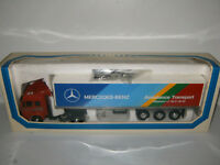 CAMION MERCEDES 1948 POWERLINER 480 ASSISTANCE TRANSPORT par ELIGOR LBS au 1/43