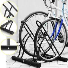 Fahrradständer für 2 Fahrräder Räder Fahrrad Ständer Rad Fahrradhalter Bike Twin