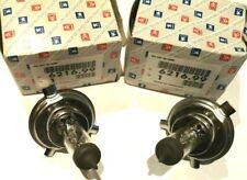 2 x GENUINE PEUGEOT / CITROEN PHILIPS H4 12V 60/55W BULB