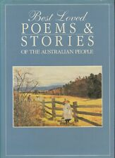 BEST LOVED POEMS & STORIES OF THE AUSTRALIAN PEOPLE **GOOD COPY**