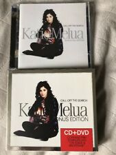 Rare Katie Melua - Call off the Search (2004) Special CD DVD Release MINT Sleeve