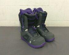Forum The Mist Gray All-Mountain Snowboard Boots Us Women's 8.5 Eu 40.5 Great