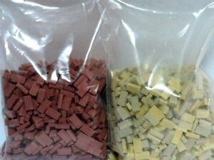NEW Juweela Bricks For Diorama Dioramas 1:32 1:35 Brand New Items , Ceramic