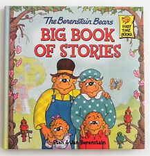 The Berenstain Bears Big Book of Stories (2010,HC) First Time Books