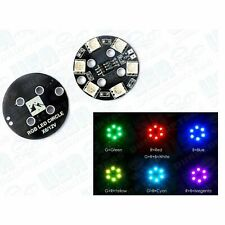 2pcs Matek Round RGB LED 12V 3S 7-Color Choices