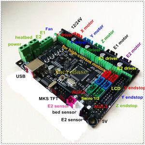3D Printer Board Control Panel Mainboard DIY Starter MKS GEN L V1.0 A4988 Driver