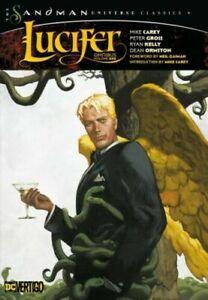 Lucifer Sandman Universe Classic Volume 1 HC Omnibus Hardcover Graphic Novel