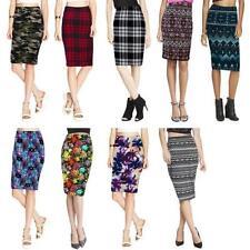 Polyester Wiggle, Pencil Unbranded Regular Dresses for Women