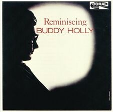 Reminiscing - Buddy Holly (2017, CD NEUF)