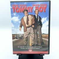 "DVD ""Tommy Boy"" / avec Chris Farley, David Spade / de Peter Segal"