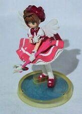 """Cardcaptor Sakura Pvc Vinyl Figurine 3"""" Base Clamp Kodansha"""